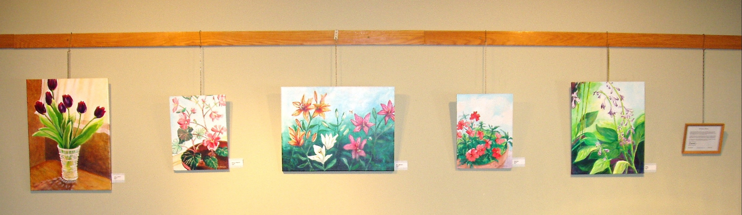 Exhibits - Carol Harrison Art